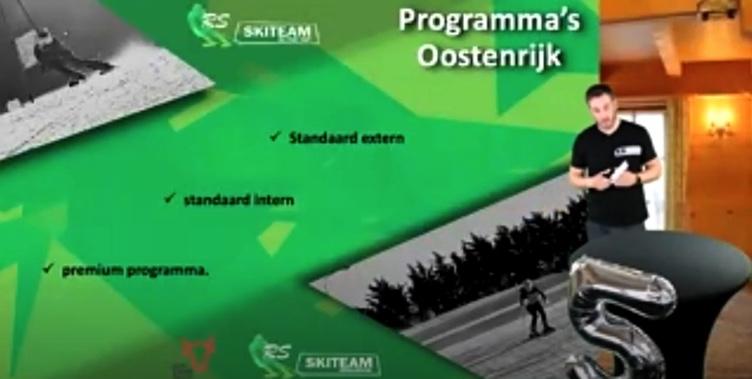 Programma's Oostenrijk